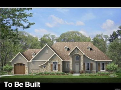 South Jordan Single Family Home For Sale: 10944 S Champ Jasper Way W #419