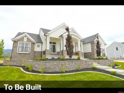 Mapleton Single Family Home For Sale: 603 W 800 N #30