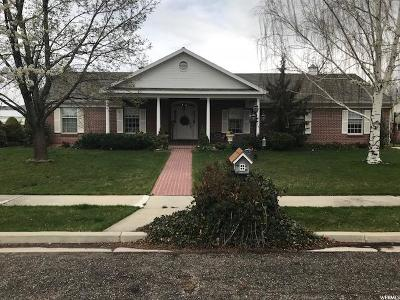 American Fork Single Family Home For Sale: 391 E 920 N #7