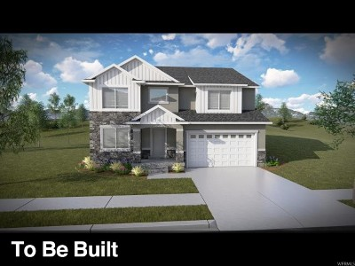 Herriman Single Family Home For Sale: 4513 W Wharton Dr #312