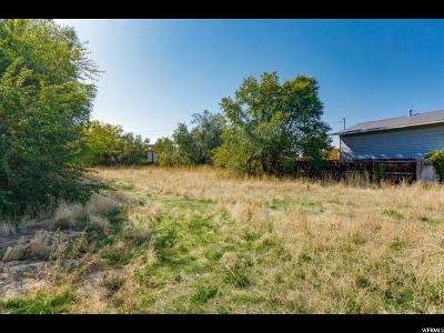 Orem Residential Lots & Land For Sale: 170 N 285 W