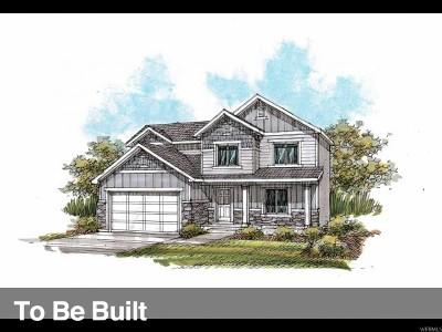 Eagle Mountain Single Family Home For Sale: 9776 N Spring Bridge St #301