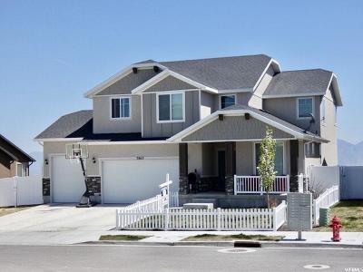 West Jordan Single Family Home For Sale: 7863 S Beechgrove Dr W