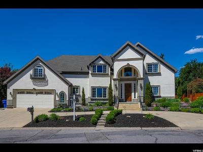 Holladay Single Family Home For Sale: 2765 E Blue Spruce Dr