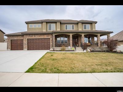 Herriman Single Family Home For Sale: 14268 S Long Ridge Dr