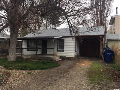 Holladay Single Family Home For Sale: 1805