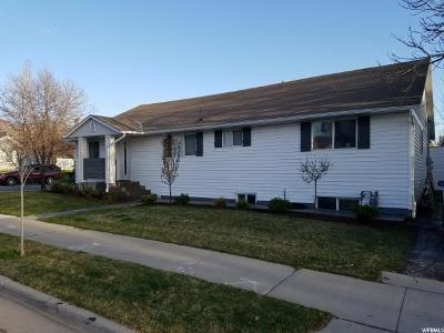 Salt Lake City Multi Family Home For Sale: 1580 E Sunnyside Ave S
