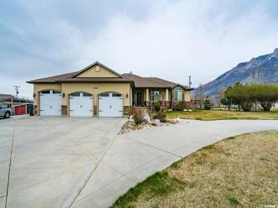 Willard Single Family Home For Sale: 7814 S 1000 W