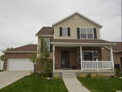 West Jordan Single Family Home For Sale: 6592 W Scarlet Oak Dr