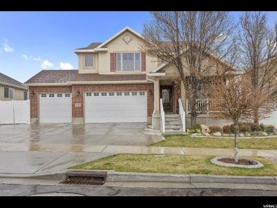 West Jordan Single Family Home For Sale: 6248 W 8235 S