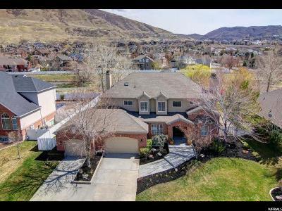 Draper Single Family Home For Sale: 13247 S Akagi Ln