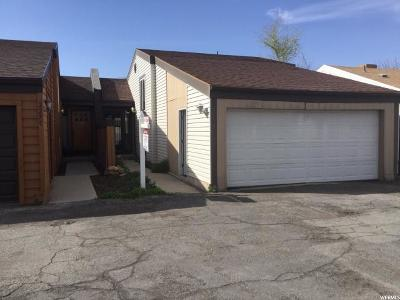 Taylorsville Townhouse For Sale: 2283 W 4240 St S