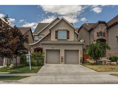 Lehi Single Family Home For Sale: 2818 W Chestnut St