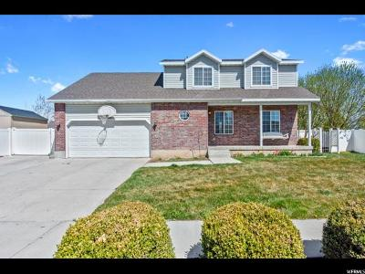 Lehi Single Family Home For Sale: 1264 W 125 S