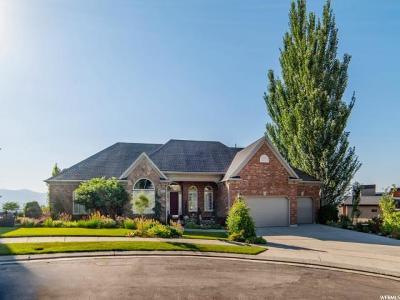 Draper Single Family Home For Sale: 14712 S Draper Woods Cv E