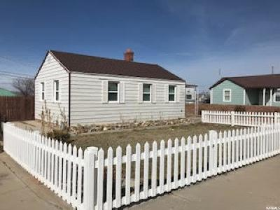 Carbon County Single Family Home For Sale: 126 6th West St
