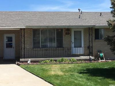 Riverton Single Family Home For Sale: 1560 W 12730 S