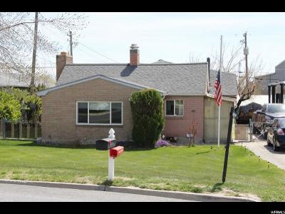Pleasant Grove UT Single Family Home For Sale: $284,500