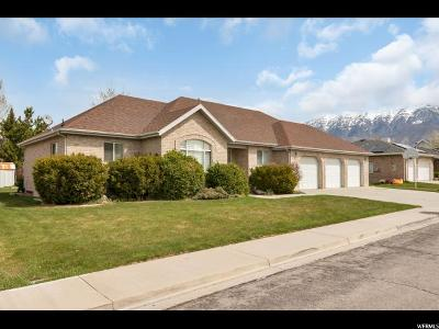 Orem Single Family Home For Sale: 27 E 1820 S