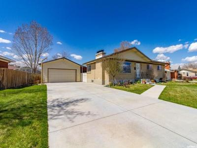 Murray Single Family Home For Sale: 5096 S Wesley Rd