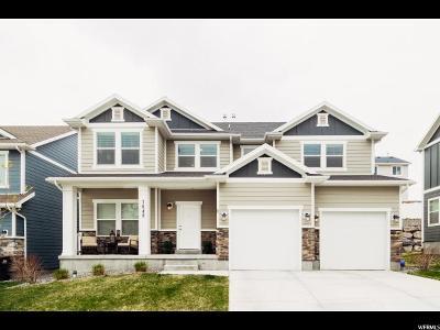 Eagle Mountain Single Family Home For Sale: 7849 N Broken Arrow Ln