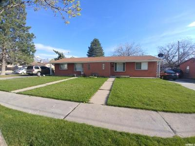 Orem Multi Family Home For Sale: 281 W 400 N