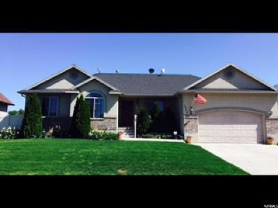 Springville Single Family Home For Sale: 1646 Renaissance Way
