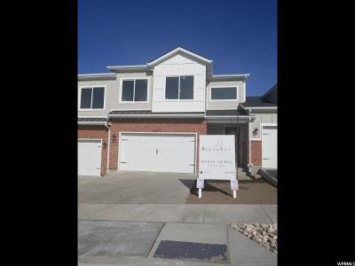 Herriman Townhouse For Sale: 14244 E Bella Vea