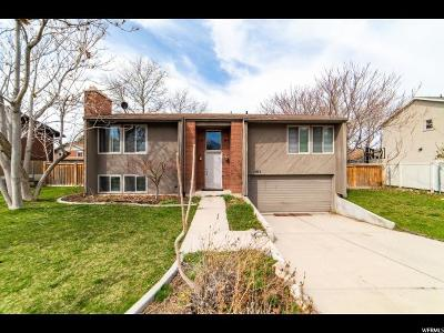 Orem Single Family Home For Sale: 1575 N 650 W