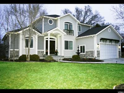 American Fork Single Family Home For Sale: 594 N 580 E
