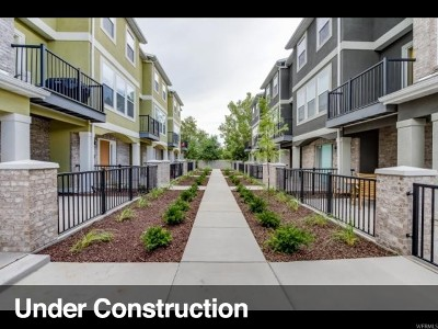 Riverton Townhouse For Sale: 1779 W Torlundy Dr #49
