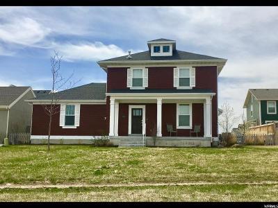 South Jordan Single Family Home For Sale: 4902 W Willamette Way