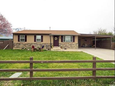 Salem Single Family Home For Sale: 70 E 400 N