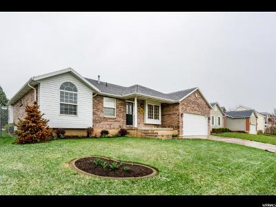 Kaysville Single Family Home For Sale: 1249 S 200 E
