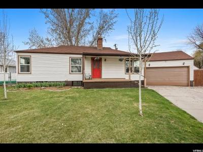 American Fork Single Family Home For Sale: 313 E Princeton Cir