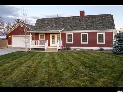 West Jordan Single Family Home For Sale: 2305 W 7095 S