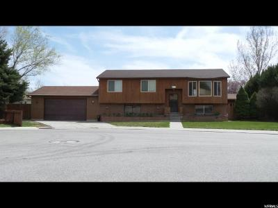 West Jordan Single Family Home For Sale: 3231 W 6960 S