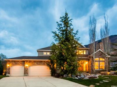 Draper Single Family Home For Sale: 2085 E Tivoli Hills Ct