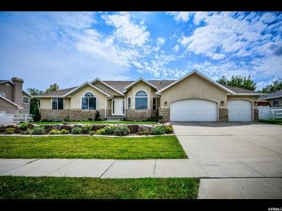 Riverton Single Family Home For Sale: 3953 W Deer Horn Dr S