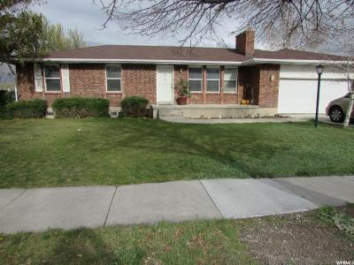 West Jordan Single Family Home For Sale: 9251 S 2700 W