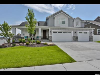 Herriman Single Family Home For Sale: 14237 S Solemn Way W