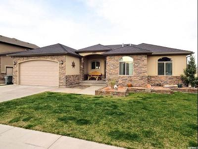 South Jordan Single Family Home For Sale: 11489 Keystone Dr.