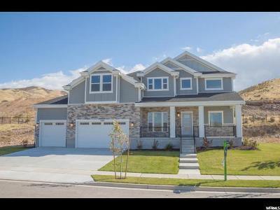 Lehi Single Family Home For Sale: 4486 N Deer Ridge Trl #53