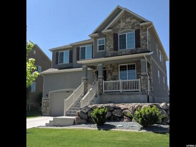 Lehi Single Family Home For Sale: 1999 W Grays Dr