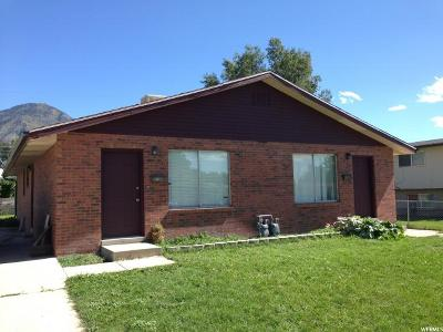 Provo Multi Family Home For Sale: 734 N 850 W