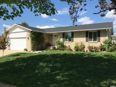 Murray Single Family Home For Sale: 662 W Vine St