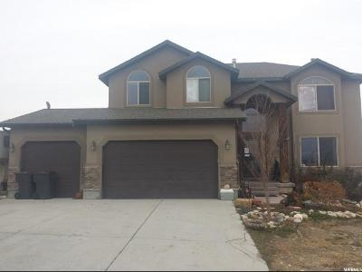 Grantsville Single Family Home For Sale: 1024 W Fox Berry Dr N