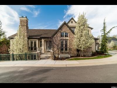 Holladay Single Family Home For Sale: 1847 E Gazebo Pl S