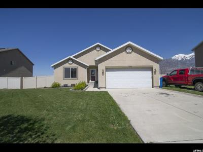 Lindon Single Family Home For Sale: 1532 W 630 N