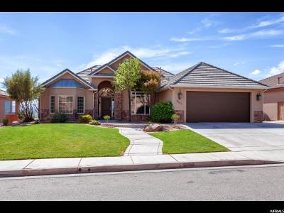 St. George Single Family Home For Sale: 2117 N Lone Rock Dr